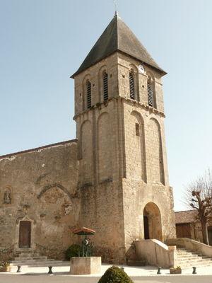 Eglise Le Vigeant ©Béatrice Guyonnet (7).jpg