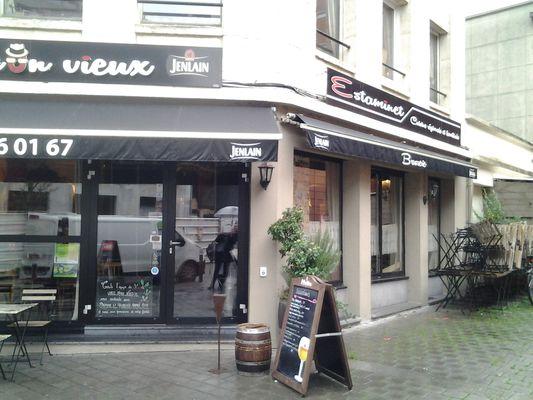 Chez Mon Vieux - Valenciennes -  Restaurant - Façade (2) - 2018.jpg