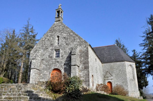 chapelle Saint Patern - Meslan - ©OTPRM (3).JPG