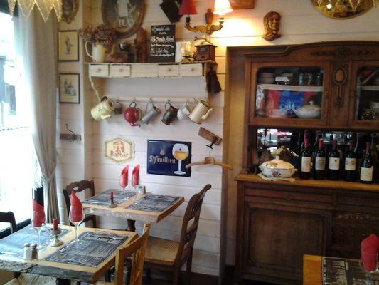 Chez Mon Vieux - Valenciennes -  Restaurant - Intérieur (2) - 2018.jpg