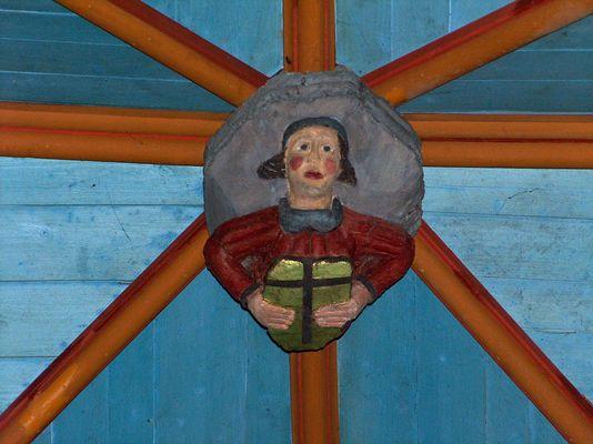 voute - église - Le Croisty - crédit photo OTPRM.jpg