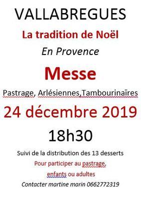Messe à Vallabrègues le 24 décembre.JPG
