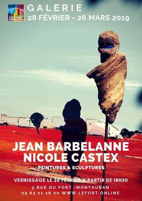 28.02.2019 au 26.03.2019 Nicole Castex & Jean Barbelanne.jpg
