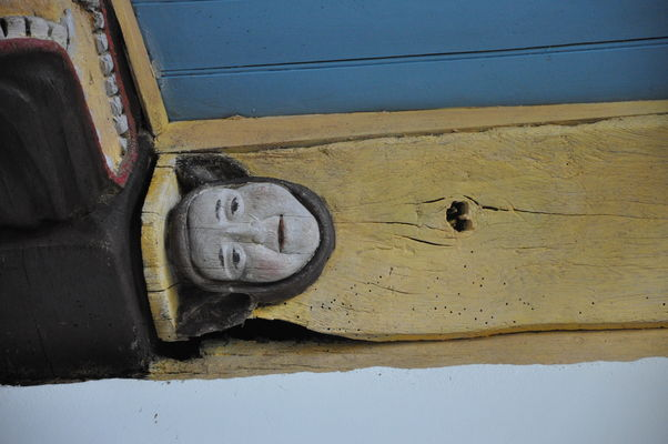 Chapelle St-Maudé - Guiscriff - Pays roi Morvan - Morbihan Bretagne sud - CP OTPRM (14).JPG