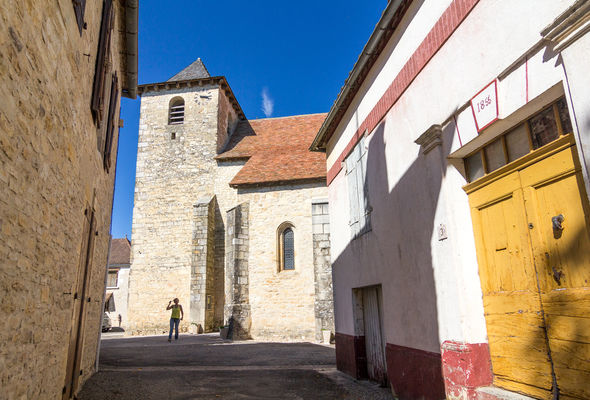 Eglise de Thédirac © Lot Tourisme - C. Novello.jpg