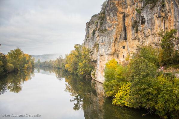 Pont de Bouziès - Château des anglais--© Lot Tourisme C. Novello.jpg