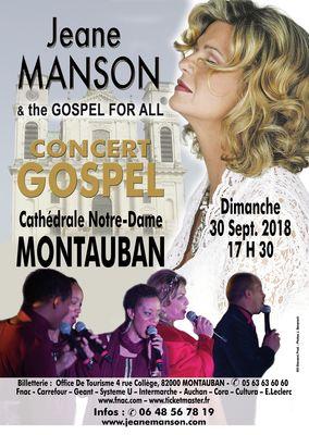 Jeane Manson Gospel For All