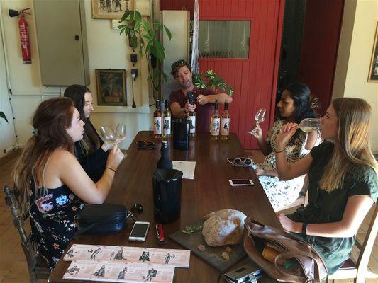 Visite de 3 vignobles Dégustation de vins.jpg
