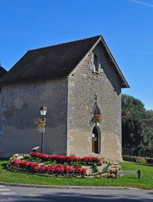 Chapelle de Jouhet - ©Club Photo de Saulgé (1).JPG