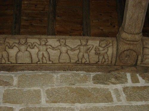 sablières - chapelle Saint Sébastien - Le Faouët - crédit photo OTPRM (40).JPG