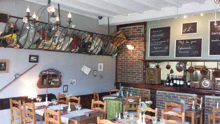 Le Chancel - Condé sur Escaut-  Restaurant - Intérieur (3) - 2018.jpg
