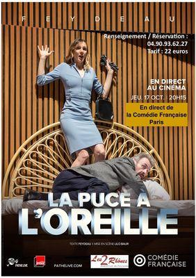 Affiche Opéra La Puce à l'Oreille à Fourques le 17 octobre.jpg