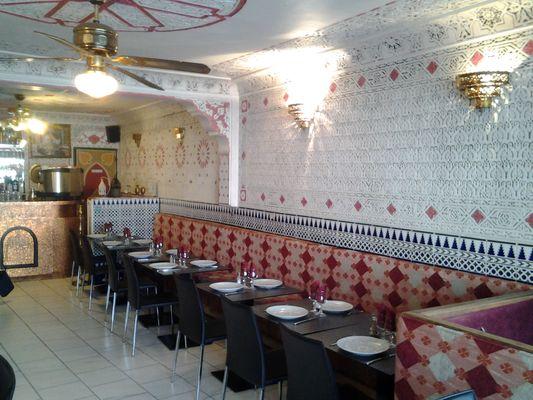 Le Marrakech - Valenciennes -  Restaurant - Intérieur RDC (2) - 2018.jpg