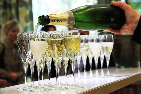 8 - Bar - Flûte coupe Champagne Collet - Restaurant - 24 05 2016 (2).JPG