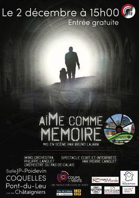 concert spectacle « Aime comme mémoire » 2 décembre.jpg