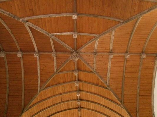voute - chapelle Kerlenat - Locmalo - crédit photo OTPRM.JPG