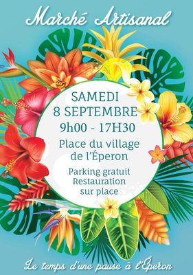 marché artisanal de l'éperon - septembre.jpg