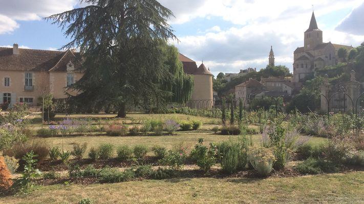 Jardin de la Sénéchaussée ©Mr Descleves.JPG