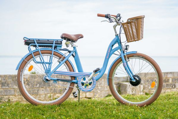 Beach Bikes Le Bois Plage Bicycle Als En Ré