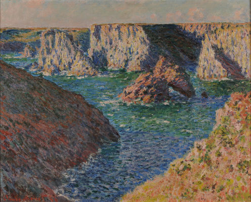 Claude Monet (1840-1926), Les Rochers de Belle-Ile, 1886 © MBA Reims 2016, Photo Christian Devleeschauwer.jpg