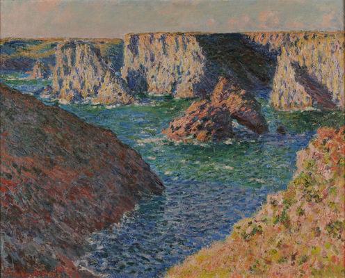 Claude Monet (1840-1926), Les Rochers de Belle-Ile, 1886 © MBA Reims 2016, Photo Christian Devleeschauwer.jpg
