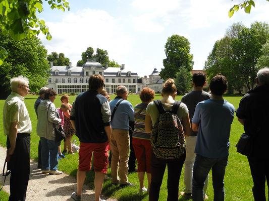 Visites guidées château Ranchicourt -Copyright office de tourisme Béthune-Bruay.JPG