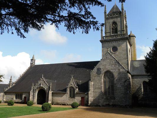église - Langonnet - crédit photo OTPRM (6).JPG
