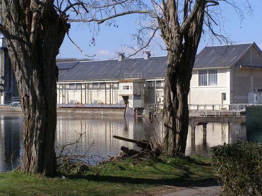 Barrage de Jousseau - Millac ©Mairie de Millac (1).JPG