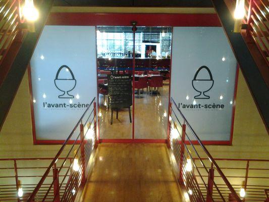 L'Avant-Scène - Valenciennes -  Restaurant - Façade Entrée - 2018.jpg