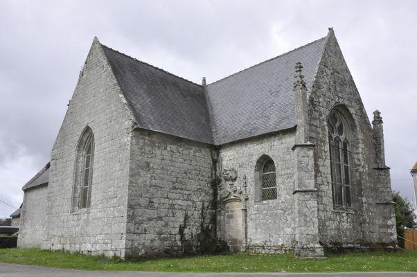 Chapelle St Eloi - Lanvenegen - Pays roi Morvan - Morbihan Bretagne sud - CP OTPRM (1).JPG