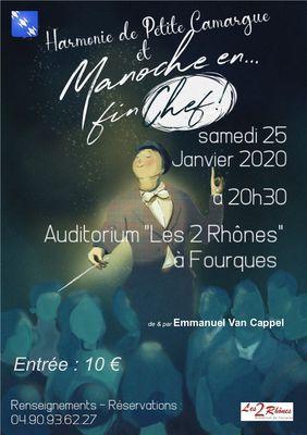 Manoche et Petite Camargue à Fourquees le 25 janvier 2020.jpg