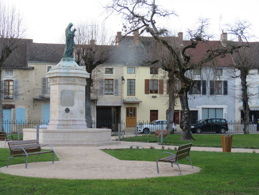Place Sainte Marie