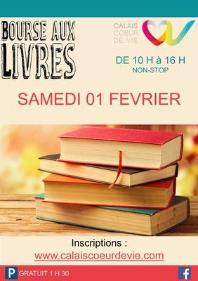 Bourse aux livre Calais Coeur de vie 1 février 202.jpg