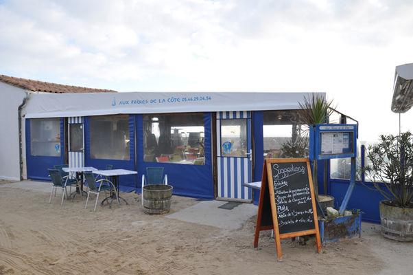 Restaurant Les Freres de la cotes - Ars en Ré (5).JPG