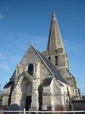 église N-D de l'Annonciation - Mazinghem.JPG