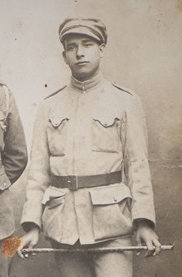 Expo ATB - Portrait photographique soldat portugais - Copyright Collection privée ATB 1418.JPG