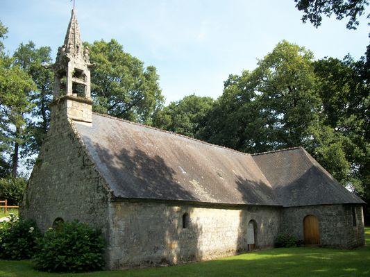Chapelle St Eugene - Locmalo - Pays roi Morvan - Morbihan Bretagne Sud - Credit photo OTPRM (3).JPG