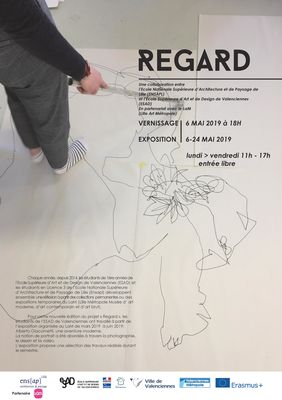 Affiche - expo regard - esad.jpg