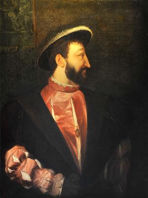 Portrait de François 1er_Le Titien_CH-41-0006, DSC_8786 1© Domaine national de Chambord. Photo, Léonard de Serres.jpg