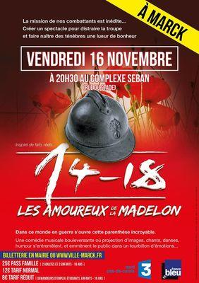 14-18 Les amoureux de la Madelon 16 novembre.jpg