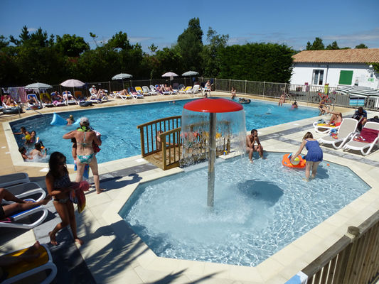 Camping camp du soleil terrain de camping class ars en r destination ile de r site - Office tourisme ars en re ...
