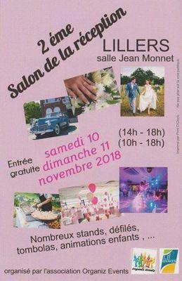 2ème Salon De La Réception Foire Ou Salon Lillers Office De