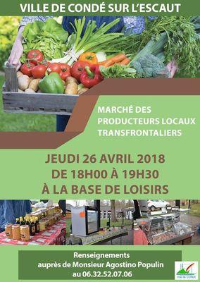 ab0c789465a Marché Producteurs Locaux - Culturelle - Condé-sur-l Escaut