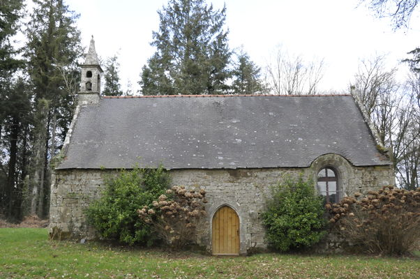 chapelle saint-Michel - Ploërdut - ©OTPRM (2).JPG