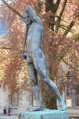 David Musée saint Loup  BIS.JPG
