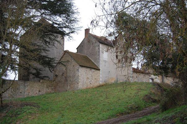Château du Pin - Coulonges ©Mairie de Coulonges.jpg