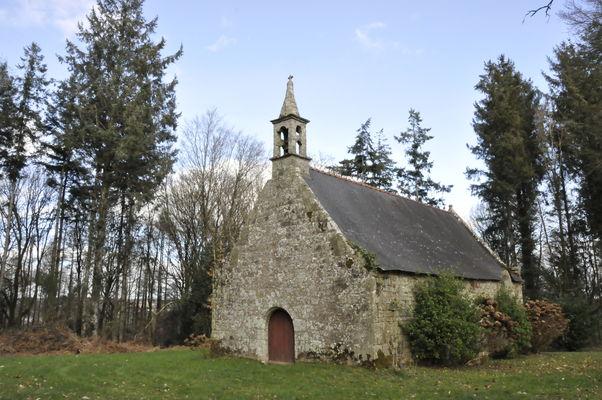 chapelle saint-Michel - Ploërdut - ©OTPRM (55).JPG