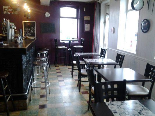 Le Bistrot de Lolo - Saultain -  Restaurant - Entrée Bar - 2018.jpg