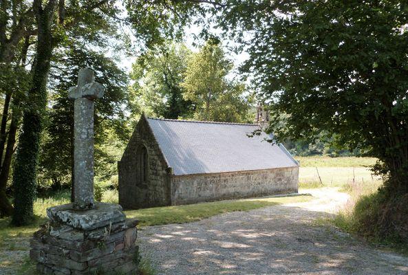 chapelle St Trémeur - Le Saint - crédit photo OTPRM (9).JPG
