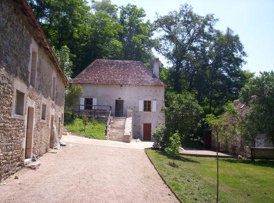 Le moulin du Cluzeau - Thollet ©Le Cluzeau.jpg